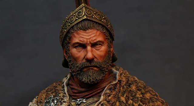 historia Pytanie-Ciekawostka: Kto z nich był generałem i mężem stanu antycznej Kartaginy?
