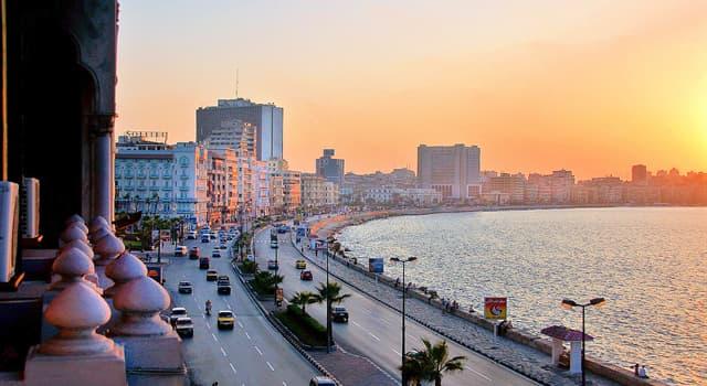 historia Pytanie-Ciekawostka: Kto założył egipskie miasto Aleksandrię?