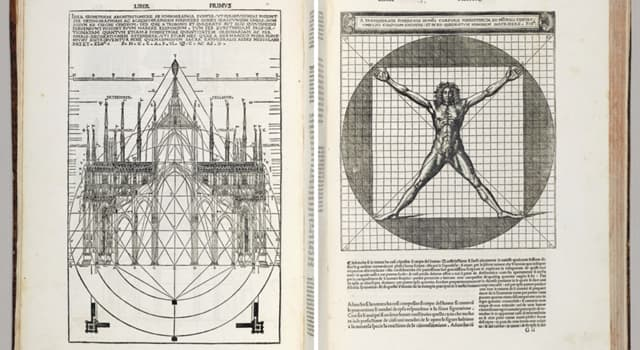 """historia Pytanie-Ciekawostka: Kto zasłynął jako autor wielotomowego traktatu o nazwie """"De architectura""""?"""