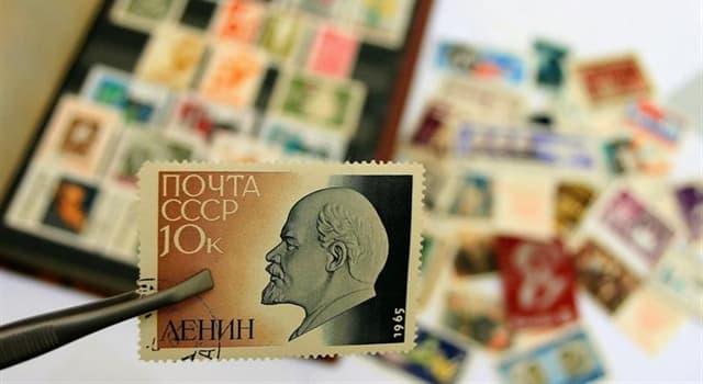 Kultura Pytanie-Ciekawostka: Kto zbiera znaczki?