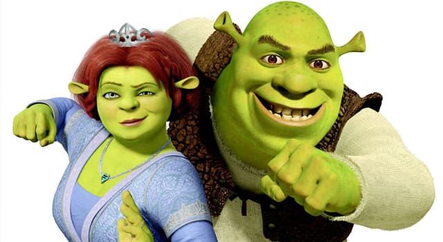 """Filmy Pytanie-Ciekawostka: Która aktorka dubbingowała postać księżniczki Fiony w serii animowanej """"Shrek""""?"""