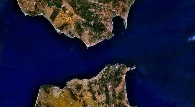 Geografia Pytanie-Ciekawostka: Która cieśnina oddziela zatokę Perską od zatoki Omańskiej?