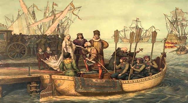 Geografia Pytanie-Ciekawostka: Która grupa wysp została odkryta przez Kolumba w 1492 roku?