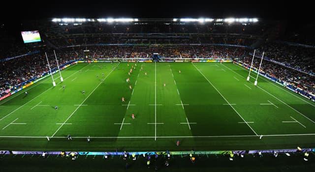 """sport Pytanie-Ciekawostka: Która narodowa drużyna związkowa rugby była znana jako """"The Cherry Blossoms""""?"""