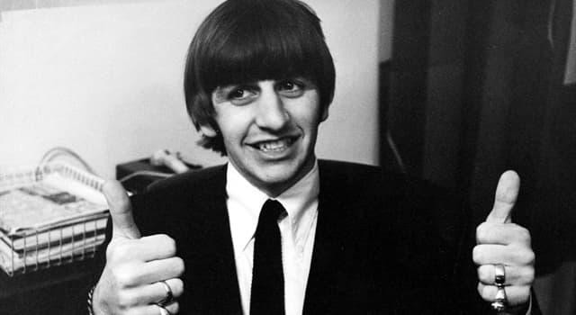 Kultura Pytanie-Ciekawostka: Która piosenka Ringo Starra była bardzo popularna w 1973 roku?