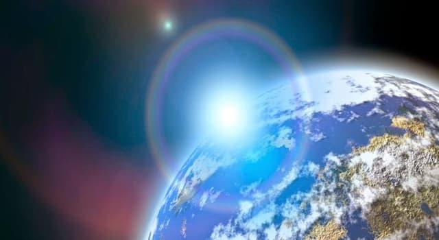 nauka Pytanie-Ciekawostka: Która planeta jest położona najbliżej Słońca?