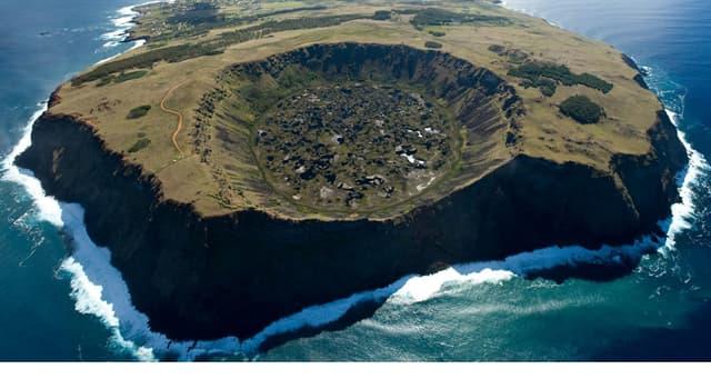 Geografia Pytanie-Ciekawostka: Która wyspa jest również znana jako Rapa Nui?