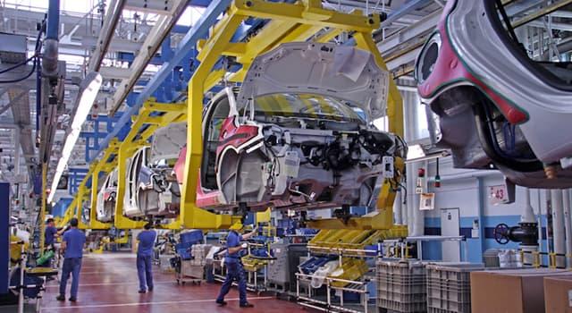 społeczeństwo Pytanie-Ciekawostka: Która z tych firm nie jest producentem samochodów?