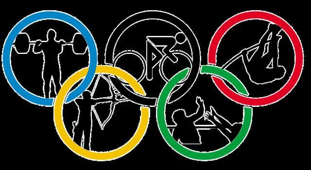 sport Pytanie-Ciekawostka: Która zespołowa dyscyplina sportu po raz ostatni była rozgrywana na igrzyskach olimpijskich 1920?