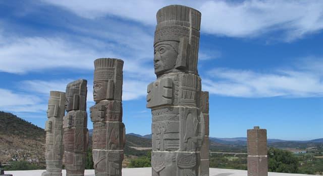 historia Pytanie-Ciekawostka: Które imperium było największym w prekolumbijskiej Ameryce?