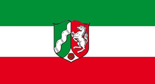 Geografia Pytanie-Ciekawostka: Które miasto jest stolicą niemieckiego kraju związkowego Nadrenia Północna-Westfalia?
