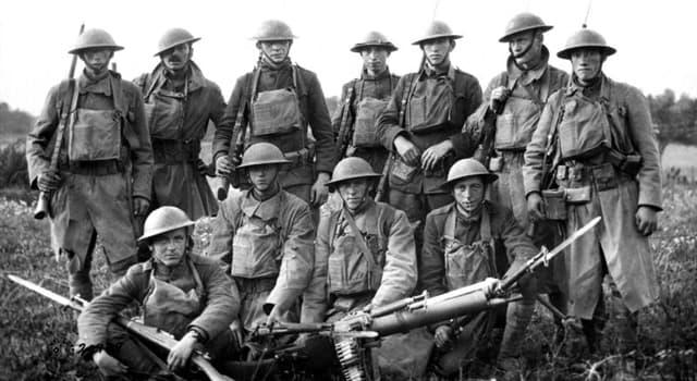 """historia Pytanie-Ciekawostka: Które narody były członkami sojuszniczych potęg """"Wielkiej Czwórki"""" podczas I wojny światowej?"""