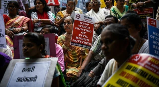 historia Pytanie-Ciekawostka: Którego z tych indyjskich aktywistów nazywano Bapu?