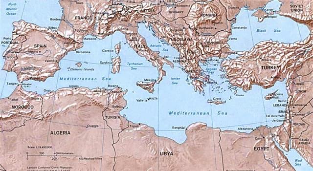 Geografia Pytanie-Ciekawostka: Której włoskiej wyspy stolicą jest Cagliari?