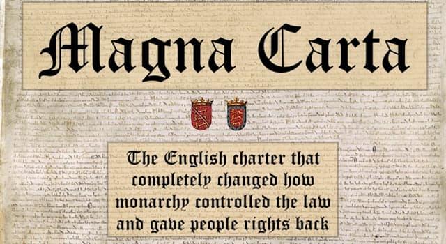 """historia Pytanie-Ciekawostka: Który budynek nie jest domem dla jednej z czterech istniejących kopii """"Magna Charta Libertatum""""?"""