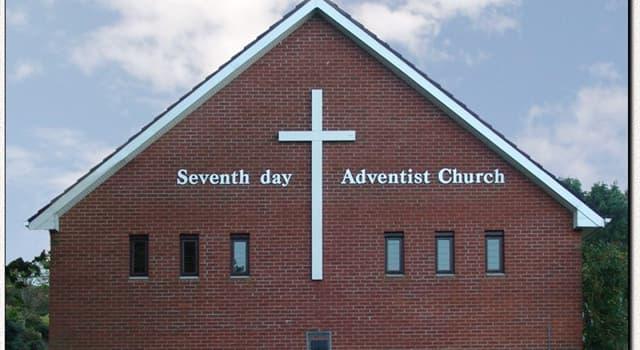 Kultura Pytanie-Ciekawostka: Który dzień tygodnia dla adwentystów dnia siódmego jest szabatem?