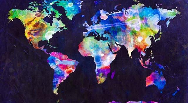 Geografia Pytanie-Ciekawostka: Który kontynent jest największym?