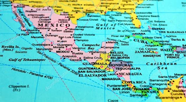 Geografia Pytanie-Ciekawostka: Który kraj jest - stanem na 2017 rok - najbardziej zaludnionym krajem Ameryki Środkowej?