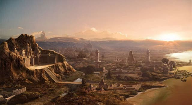 historia Pytanie-Ciekawostka: Który lud jest postrzegany jako pierwsza nowoczesna cywilizacja na świecie?