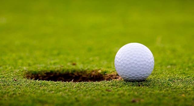 """sport Pytanie-Ciekawostka: Który międzynarodowy golfista znany jest jako """"The Great White Shark""""?"""