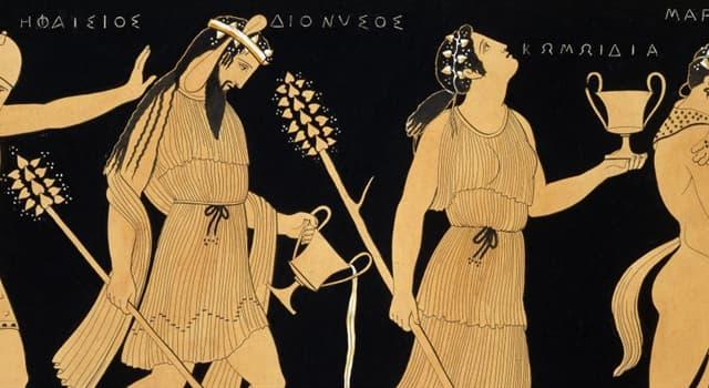 Kultura Pytanie-Ciekawostka: Który syn Hypnosa był bogiem marzeń?