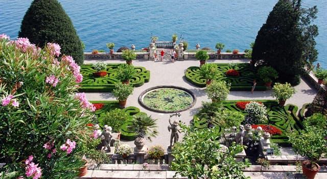 Kultura Pytanie-Ciekawostka: Który z nich założył ogród na wyspie Isola Bella na Sycylii?