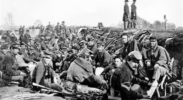 historia Pytanie-Ciekawostka: Który z tych fotografów zasłynął z fotografowania wojny secesyjnej USA?
