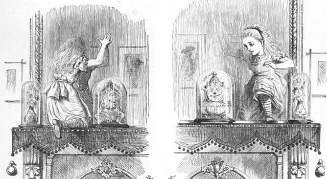 """Kultura Pytanie-Ciekawostka: Który z tych mężczyzn jest znany z zilustrowania książki Lewisa Carrolla """"Alicja w Krainie Czarów""""?"""