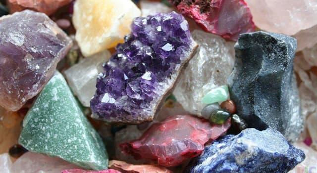 nauka Pytanie-Ciekawostka: Który z tych minerałów nie jest szkodliwy dla zdrowia ludzkiego?