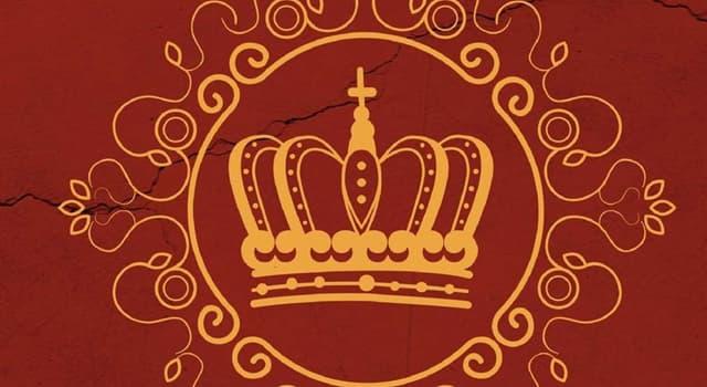 historia Pytanie-Ciekawostka: Który z tych monarchów koronował się na cesarza w 1804 roku?