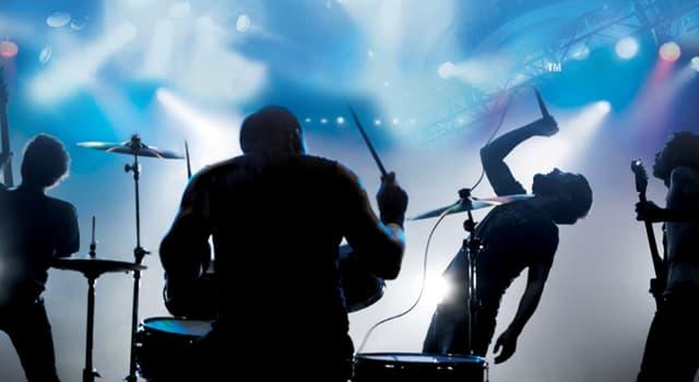 Kultura Pytanie-Ciekawostka: Który z tych zespołów muzycznych jest z Kanady?