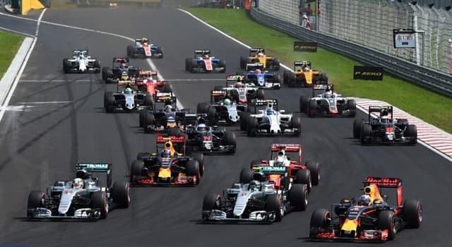 sport Pytanie-Ciekawostka: Który zespół jako jedyny brał udział w całej historii wyścigów Formuły 1?