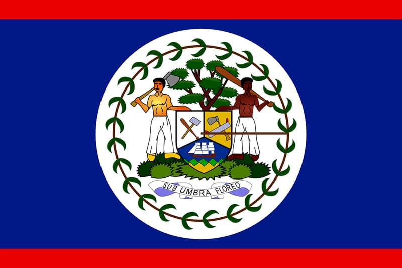 Geografía Pregunta Trivia: ¿La bandera de qué país se muestra en la imagen?