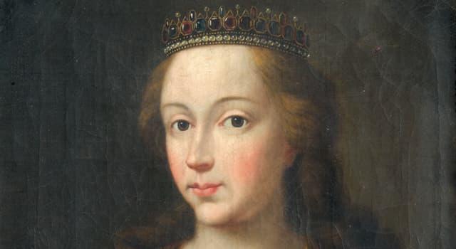 historia Pytanie-Ciekawostka: Małgorzata Andegaweńska była żoną którego króla Anglii?