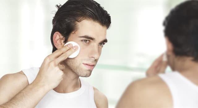 społeczeństwo Pytanie-Ciekawostka: Mężczyźni którego kraju wydają na kosmetyki najwięcej?