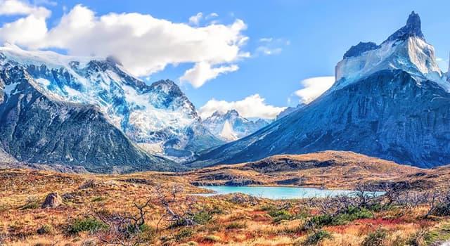 Geografia Pytanie-Ciekawostka: Mont Blanc to najwyższy szczyt jakiego łańcucha górskiego?
