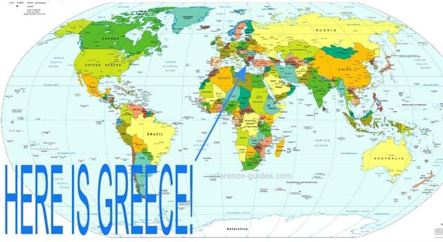 Geografia Pytanie-Ciekawostka: Na której greckiej wyspie znajduje się starożytne miasto Knossos?