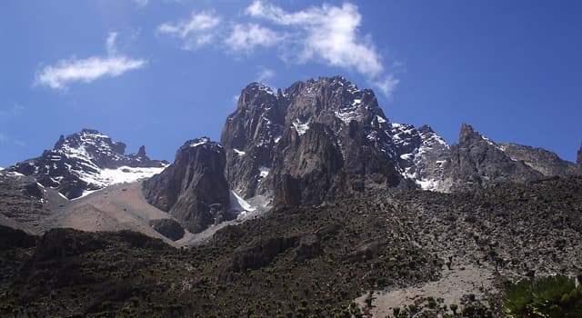 historia Pytanie-Ciekawostka: Nazwa którego kraju pochodzi od jego najwyższej góry?