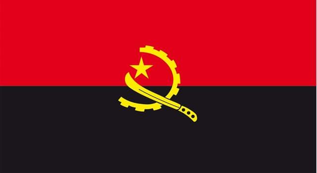historia Pytanie-Ciekawostka: Niepodległość od którego kraju europejskiego uzyskała Angola w 1975?