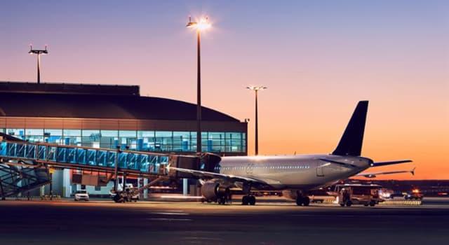 społeczeństwo Pytanie-Ciekawostka: Od czego pochodzi angielski skrót ATC stosowany na lotniskach?