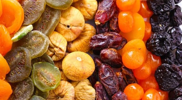 natura Pytanie-Ciekawostka: Od jakiego owocu pochodzą rodzynki?