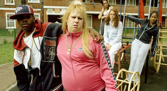 """Movies & TV Trivia Question: On the British TV show """"Little Britain"""" what is the popular catchphrase of Vicky Pollard?"""