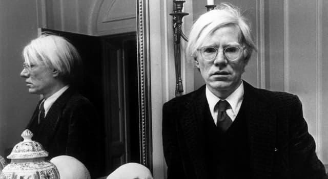 Kultura Pytanie-Ciekawostka: Przedstawicielem jakiego nurtu sztuki jest Andy Warhol?