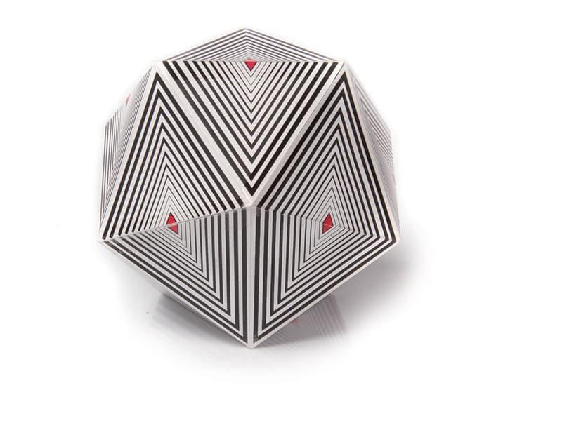 Сiencia Pregunta Trivia: ¿Qué es un icosaedro?