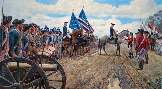 Історія Запитання-цікавинка: З якою державою воювали лоялісти в Американської війни за незалежність?