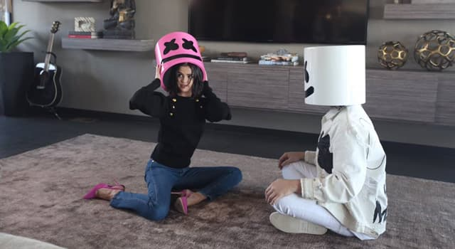 Culture Trivia Question: Selena Gomez and Marshmello teamed up in 2017 to produce a hit song named after which animal?
