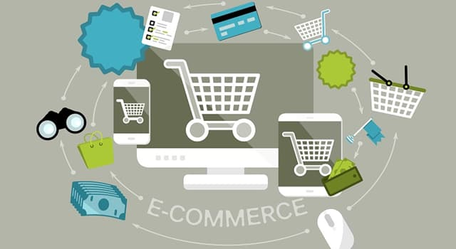 Society Trivia Question: Which company dominates the Internet e-commerce in China?