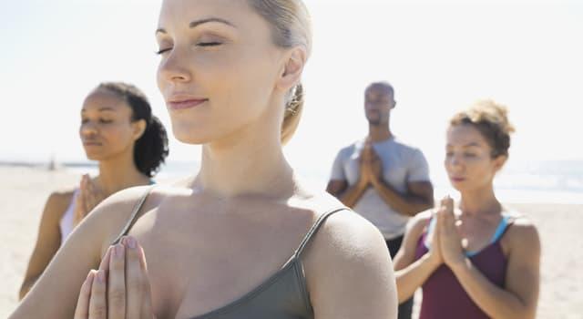Культура Запитання-цікавинка: Трансцендентальна медитація - особлива техніка медитації. Хто її заснував?