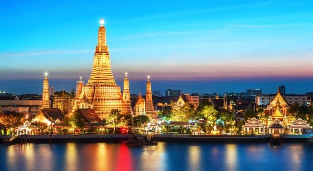 Geschichte Wissensfrage: Unter welchem Namen war Thailand vor 1949 bekannt?