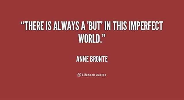 Kultur Wissensfrage: Unter welchem Pseudonym war Anne Bronte bekannt?